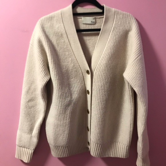 Wilfred Free Lovisa Cardigan Size Small